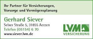 LVM-Versicherungsagentur Gerhard Siever